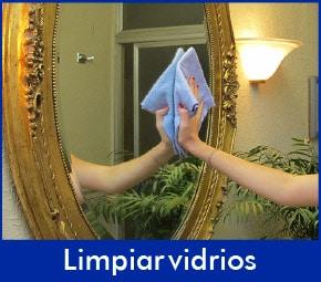 limpiar-vidrios
