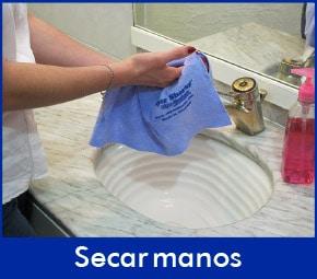 secar-manos